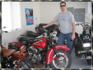 motorcycle collection relocation