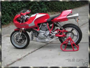 RARE DUCATI COLLECTORS ITEM