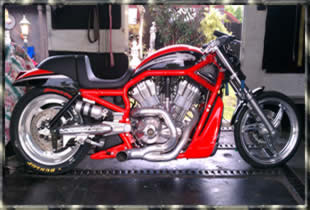 Screaming Eagle V-Rod Muscle