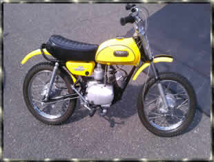 1970's Mini enduro
