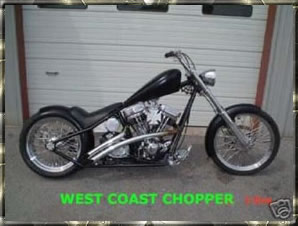 jesse james west coast chopper